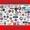 Massey Ferguson MF35 FE35 Tractors Complete Workshop Service Repair Manual